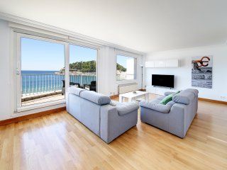 Amazing apartment in first line of La concha beach - San Sebastian - Donostia vacation rentals