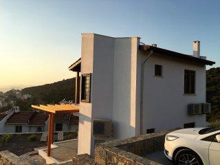 Seafront villa near Bodrum with unforgettable sunset views - Gulluk vacation rentals