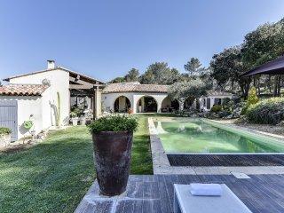 Bastide provençale contemporaine avec piscine à La - Lambesc vacation rentals