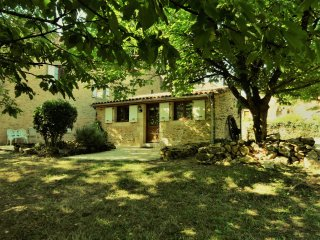 La Porcherie: Beautifully converted former pigshed - Goujounac vacation rentals