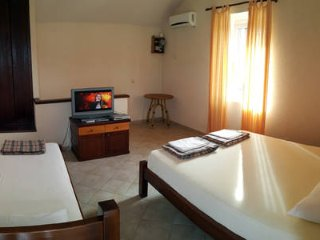 Apartments Kakrc - Duplex Apartment with Sea View - Krasici vacation rentals
