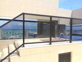 Apartamento completo, novo, a 250 metros do mar. Ótima localização! - Maceio vacation rentals