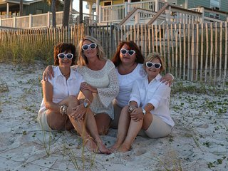 9th Floor; Right on the Beach! Beach Service is Paid for You! - Panama City Beach vacation rentals
