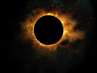 Total Solar Eclipse Camping outside Mitchell, Oregon - Mitchell vacation rentals