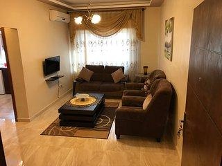 Beautiful 1 bedroom Condo in Amman with Central Heating - Amman vacation rentals
