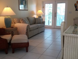 Lovely Condo with Deck and Internet Access - Nokomis vacation rentals