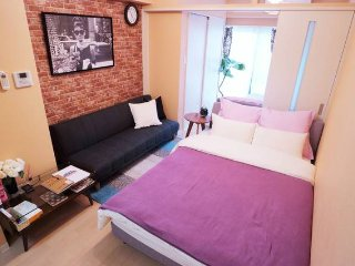 LUXURY FLAT 5 min to the Peace park#9T7 - Hiroshima Prefecture vacation rentals