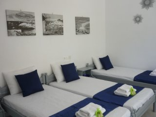 Romantic 1 bedroom Condo in Chora - Chora vacation rentals