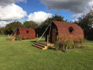 Buxhall Country Glamping POD 1 - Buxhall vacation rentals