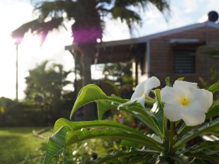 Nice Bungalow with Washing Machine and Television - Les Avirons vacation rentals
