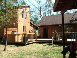Lakewood Retreat, off Castle Rock Lake, near WI Dells - Necedah vacation rentals