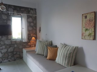 """""""The Olive Tree"""" One-bedroom stunning sea view traditional house in Mandrakia - Mandrakia vacation rentals"""