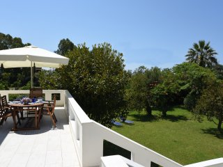 Lovely spacious Villa with garden steps from Sea - Zakharo vacation rentals