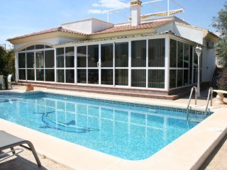 quiet located holiday home for 6 persons near Costa Blanca beaches - Hondon de los Frailes vacation rentals