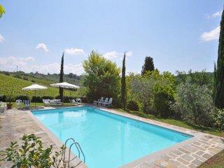 5 bedroom Villa in San Casciano In Val Di Pesa, Chianti, Tuscany, Italy : ref - Romola vacation rentals