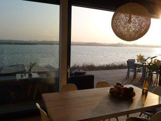 Haus California direkt am See mit Privatstrand, Sauna, Außenwhirlpool, b Leipzig - Leipzig vacation rentals