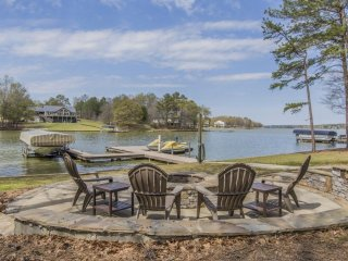 Lake Oconee Beautiful Home, Renovated, Big View, Private Dock, Prime Location - Eatonton vacation rentals