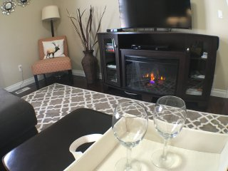 NEW Private 5-star Apt Location! W/D. WiFi. Cable - Anchorage vacation rentals