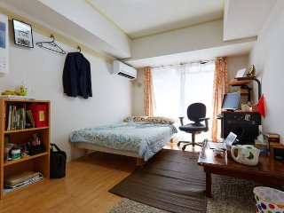 Fast access to Tokyo, Small house with living room. - Asaka vacation rentals