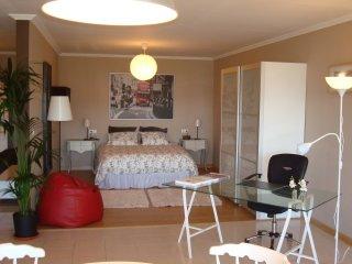 LOFT con BALCON, bien comunicado y con wifi - Vilanova de Arousa vacation rentals