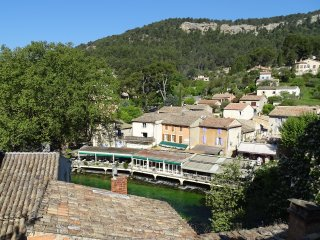 Haven of Peace, Magnificent Views, Artist's Paradise - Fontaine de Vaucluse vacation rentals