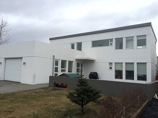 Modern home in the lava - Five bedrooms - Hafnarfjordur vacation rentals