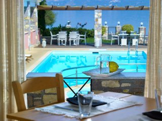 Beautiful 1 bedroom Lesbos House with A/C - Lesbos vacation rentals