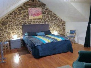 chambre d'hote familiale, Pont ricoul en Bretagne - Saint-Pierre-de-Plesguen vacation rentals