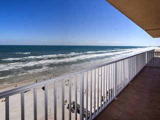 Summer Specials - Oceanfront 3 Bed / 3 Bath Condominium #804 - Daytona Beach Shores vacation rentals