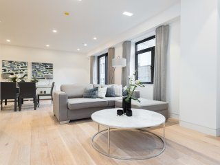 Newly refurbished 3 bed apartment close to theatres and attractions! Sleeps 8 - London vacation rentals
