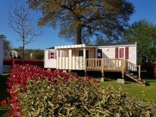 3 bedroom Caravan/mobile home with Parking in Litteau - Litteau vacation rentals