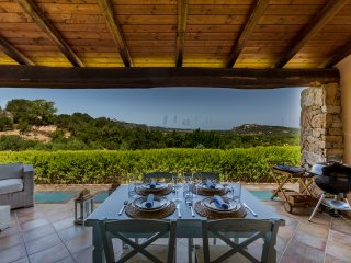 Spacious Villa with Internet Access and Wireless Internet - San Pantaleo vacation rentals