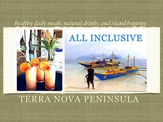 El Nido Luxury Beachfront Villa - ALL INCLUSIVE PACKAGE - Secluded Peninsula - El Nido vacation rentals