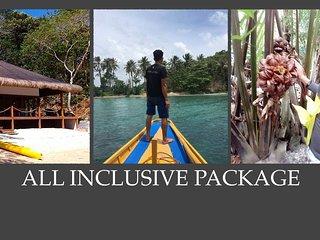 El Nido Large Beachfront Villa - ALL INCLUSIVE PACKAGE - Private Peninsula - Taytay vacation rentals