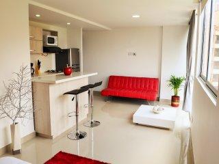 Brand new studio apt near to El Tesoro - Medellin vacation rentals