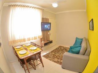 Apartamento Completo - Localização Privilegiada - Sorocaba vacation rentals