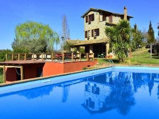 Beautiful 4 bedroom Villa in Otricoli - Otricoli vacation rentals