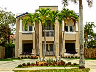 Luxury Beachwalk Villa - Hollywood vacation rentals