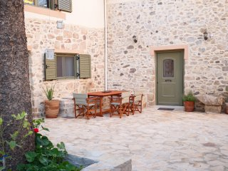 Traditional Stone Villa Priotissa - Tympaki vacation rentals