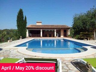 20% Descount May! Chalet on three floors, 5 bedrooms, 4 km from Cala d'Or - Calonge vacation rentals