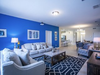 Mod 5BR 4Bath SOLTERRA home with private pool/spa & game room from $158/nt - Orlando vacation rentals