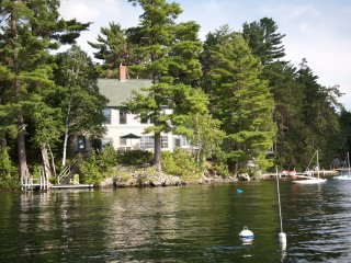 Lakefront home with private dock on Great East Lake - Smoke Free - Sanbornville vacation rentals