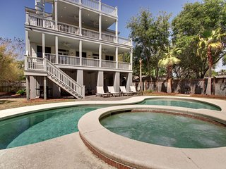 Gorgeous House with Deck and Internet Access - Isle of Palms vacation rentals