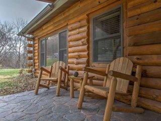 NEW! Cozy 2BR Ferryville Cabin w/ Front Porch! - Ferryville vacation rentals