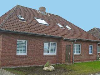 Bright 3 bedroom House in Nessmersiel with Internet Access - Nessmersiel vacation rentals