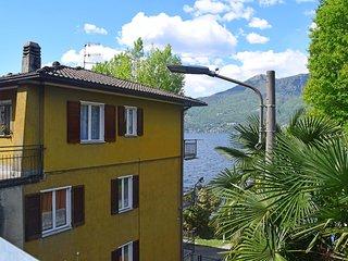 Beautiful 1 bedroom Pino Lago Maggiore Apartment with Television - Pino Lago Maggiore vacation rentals