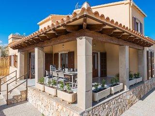 NA TORRADA - nice summer house in Son Serra de Marina for 8 guests - Son Serra de Marina vacation rentals
