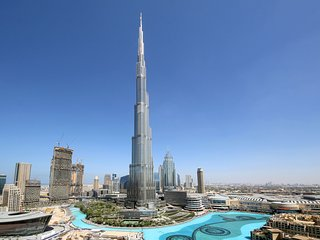 Signature Holiday Homes- Luxury 4Bedroom Penthouse, The Residences - Dubai vacation rentals