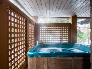 Recently Renovated - Private Hot Tub - Village N - Whistler vacation rentals
