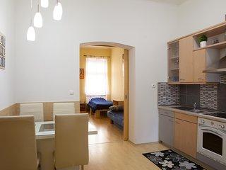Central Apartment Viktorija Tour As - Ljubljana vacation rentals